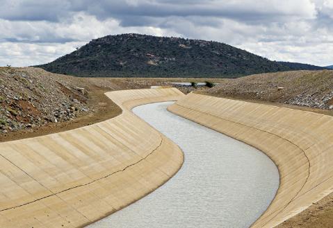 obra de transposição do rio são francisco, o maior rio totalmente nacional