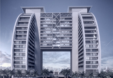bs design corporate towers, em fortaleza, no ceará, um ícone da arquitetura