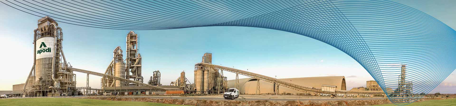 fábricas da cimento apodi